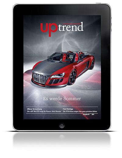 Kundenmagazin Von Abt Fürs IPad Reifenpressede - Abt ipad