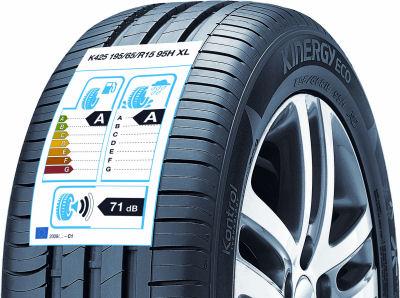 Ausblick auf die nahe Zukunft: AA-Label für den ab Frühjahr 2014 erhältlichen Kinergy eco