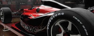 Schwer zu übersehen ist die Marke Firestone, die der Hersteller Bridgestone in dem Film bewirbt