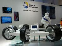 Bei Michelin stehen immer die Produkte im Vordergrund