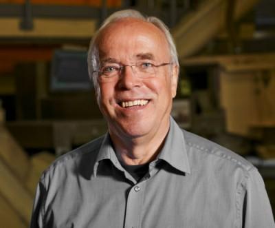 Hat die Maschine entwickelt: Dr. Martin Theusner