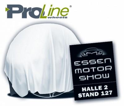 Man darf gespannt sein, welche Highlights ProLine Wheels für die Saison 2014 in Essen vorstellen wird – vorab verrät das Unternehmen dazu nichts