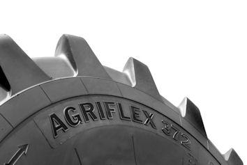 Der Agriflex 372 ist ein technologisches Highlight im Alliance-Programm