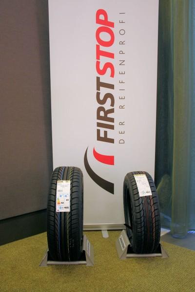 """Ab diesem Jahr führt Bridgestone Reifen der Marke """"Dayton"""" über das First-Stop-Händlernetzwerk in Deutschland ein und ersetzt damit die Marken """"First Stop"""" und """"Starfire"""""""