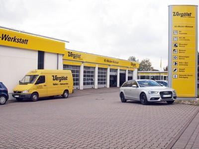 Neben 18 Partnerbetrieben hat Vergölst im vergangenen Jahr auch drei eigene Filialen akquiriert, dazu gehört auch dieser Betrieb in Kaiserslautern,…
