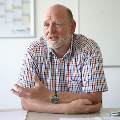"""Der Mehrwert der """"Tradesprint""""-Funktionserweiterungen im Zusammenhang mit den internen betrieblichen Abläufen ist laut Cormeta-Vorstand Holger Behrens """"für unsere Kunden und auch deren Kunden direkt spürbar"""""""