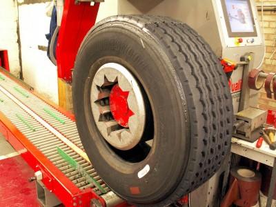 Die Kaltrunderneuerung wird zunehmend bedeutend für Bridgestones Flottenangebot