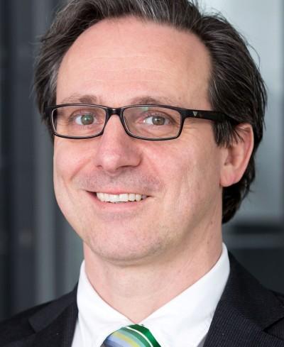 Harald Haug, Exportleiter der Paul Horn GmbH