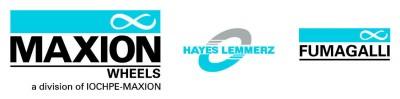 Neben der Hauptmarke Maxion werden auch die Traditionsnamen Hayes Lemmerz und Fumagalli weitergepflegt