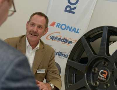 Führt die Ronal Group: CEO Yvo Schnarrenberger