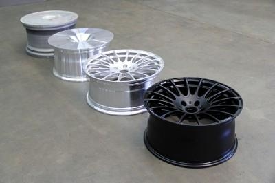 Uniwheels verfügt nicht nur über Kompetenz beim Gießen von Aluminiumrädern, sondern auch fürs Schmieden