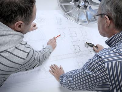 Nicht zu unterschätzen: Mit der ATS-Akquisition landete auch das Asset Konstruktionskompetenz bei Uniwheels