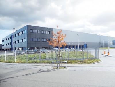 Eines der leistungsfähigsten Logistikzentren für Aluminiumräder bei Uniwheels in Bad Dürkheim