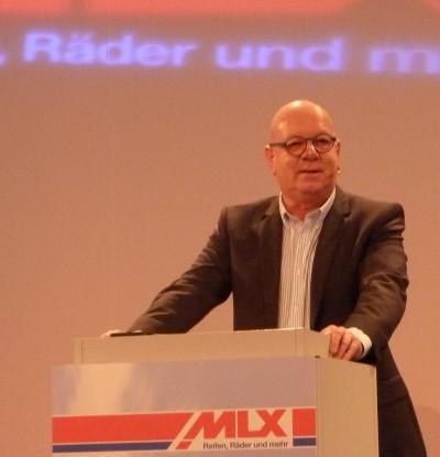 Heinz-Werner Knörnschild, geschäftsführender Gesellschafter der Unternehmensgruppe Meyer Lissendorf
