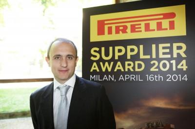 Für Pirellis Chief Purchasing Officer (CPO) Luigi Staccoli ist der Lieferanten-Award wichtig, hat sich dadurch doch in den vergangenen Jahren indirekt ein noch deutlicherer Fokus auf Qualität und Performance bei den Pirelli-Lieferanten entwickelt