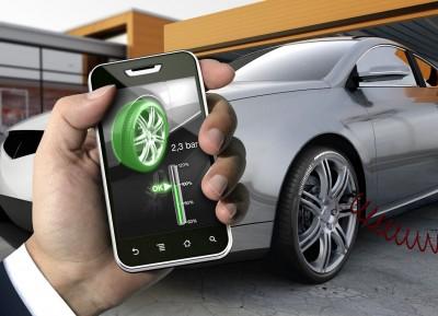 Mit dem Filling Assistant können zukünftig auch Smartphones dabei helfen, den richtigen Reifendruck zu finden