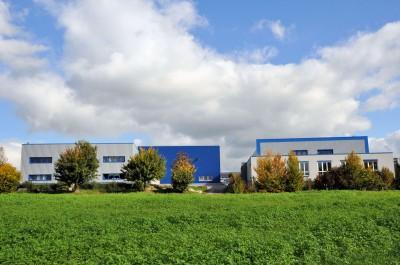 Kontinuierliches Wachstum über die vergangenen Jahre hat 2013 eine Verdoppelung der Produktionsfläche am Standort in Calw notwendig gemacht