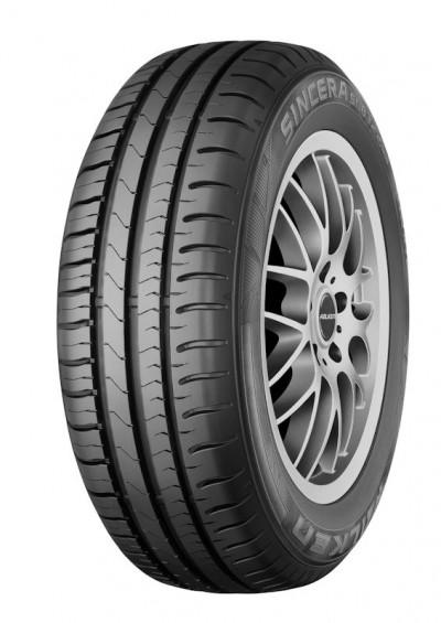 Gerade auf Nässe kann der neue Falken Sincera SN832 Ecorun seine ganze Stärke ausspielen; beim EU-Reifenlabel erzielt er dabei ausnahmslos die Einstufung A
