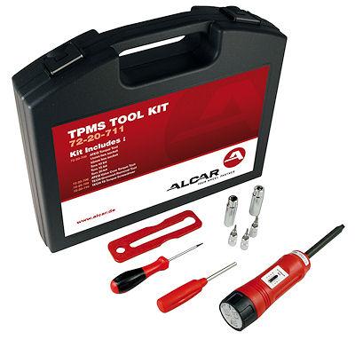 """Alcar hat nicht """"nur"""" Räder zu bieten, sondern in Sachen RDKS auch Service-Kits für die Wartung ..."""