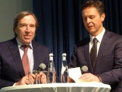 Ein Akzent auf der Verbandstagung: Ein Interview mit Günter Netzer