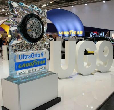 """Auf die Vermarktung des neuen UltraGrip 9 setzen die Verantwortlichen bei Goodyear Dunlop große Stücke, steht doch das Kürzel """"UG"""" in der Reifenbranche bereits seit 1971 als Synonym für Winterreifen wie kaum ein anderes"""