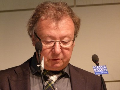 War bis zum 26. Mai ranghöchster Reifenfachhändler im Verband: Lothar Kerscher