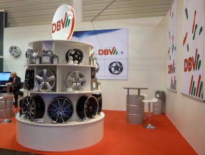 DBV hat alle RDKS-Infos in den hauseigenen Konfigurator integriert und gilt auf diesem Sektor als vorbildlich