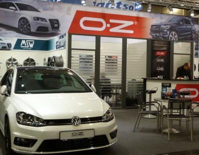 """Als """"Premiumräderanbieter"""" darf OZ nicht fehlen"""