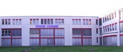 Die Europa-Zentrale von Toyo Tires in Willich