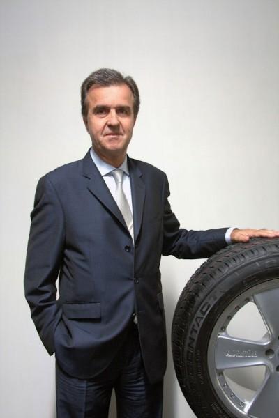 """Laut Executive Vice President Antonio Lopes de Seabra Seabra, der für das Pkw-Reifen-Ersatzgeschäft von Continental im Asien-Pazifik-Raum verantwortlich ist, soll das Sponsoring """"einer konsistenten weltweiten Markenpositionierung für die Premiumreifenmarke Continental"""" dienen"""