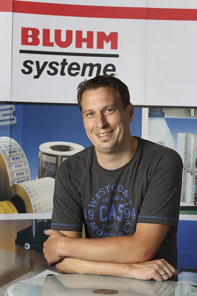 Jörg Emrich ist Projektingenieur bei der Bluhm Systeme GmbH aus Rheinbreitbach bei Bonn
