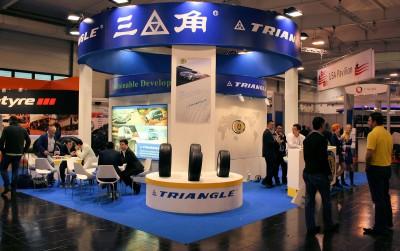Triangle Tire will in Europa künftig kräftig in die Marke investieren, dazu gehören vor allem auch etliche neue Produkte, die speziell auf die Bedürfnisse des hiesigen Marktes zugeschnitten sind