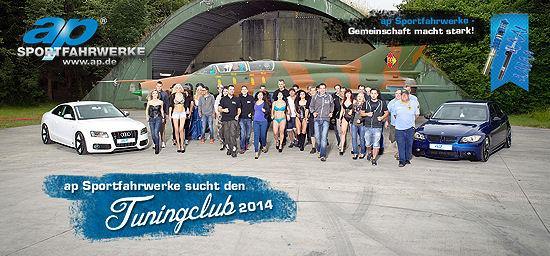"""Teilnahmeschluss zur Wahl des """"Tuningklubs des Jahres"""" ist der 2. November"""