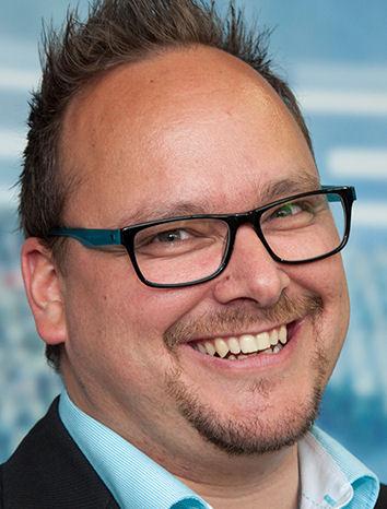 Seit einigen Wochen fürs RH-Marketing zuständig: Marco Messingfeld