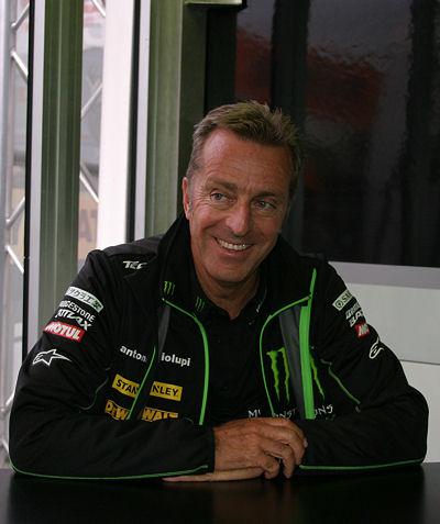 """""""Bridgestone macht angesichts so vieler unterschiedlicher Fahrer, Maschinen und Strecken einen extrem guten Job"""", stellt Herve Poncharal, Chef des MotoGP-Teams Monster Yamaha Tech 3 und zugleich IRTA-Präsident, dem Reifenhersteller ein gutes """"Zeugnis"""" aus"""