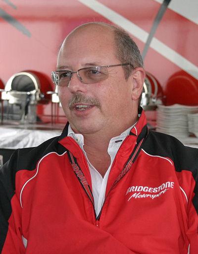 """Kennt seine """"schwarzen Schätzchen"""" eigenen Worten zufolge aus dem Effeff: Thomas Scholz, MotoGP-Manager/-Koordinator bei Bridgestone"""