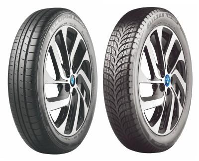 Für spezielle Elektrofahrzeuge sind spezielle Reifen erforderlich, die die Synergien eines großen Durchmessers in Verbindung mit einer geringeren Breite nutzen