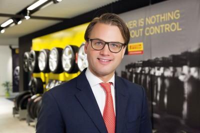 Christian Mühlhäuser, Geschäftsführer der Pneumobil GmbH