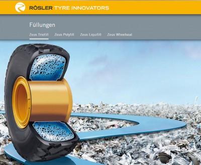 """Rösler Tyre Innovators hat sich über die Jahre zum hiesigen Marktführer bei der Herstellung und dem Vertrieb von Pannenschutzsystemen unter dem Namen """"Zeus"""" entwickelt"""