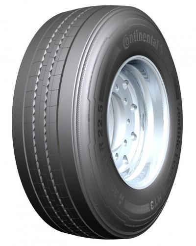 ContiRe EcoPlus HT3, der erste heißrunderneuerte Lkw-Reifen der Generation 3 von Continental