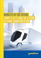 """Goodyear EMEA legte jetzt anlässlich eines Symposiums in Brüssels das neue Weißbuch zum Thema """"Mobilität der Zukunft: Smarte Fuhrparks und die Zukunft der Transportindustrie"""" vor"""