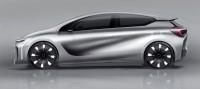 """Auf dem Pariser Automobilsalon zeigt Michelin auch völlig neu entwickelte """"Tall-&-Narrow""""-Reifen, die unter anderem auf der Peugeot-Studie Eolab zu sehen sein werden"""