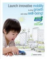 """Das """"Green Paper"""" stellt fünf Maßnahmen vor, die für eine nachhaltigere urbane Mobilität umgesetzt werden sollten"""