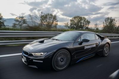 Der BMW i8 ist ein echter Sportwagen