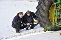 Um das Michelin-Exelagri-Prädikat zu erhalten, müssen die Reifenhandelsbetriebe anspruchsvolle Kriterien erfüllen, die von einem unabhängigen Zertifizierungsinstitut geprüft werden