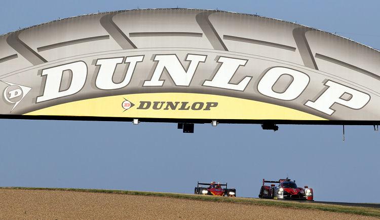 Auf Dunlop-Reifen vertrauende Teams sollen in den beiden Serien ELMS und WEC zusammengenommen in gut 2.100 der alles in allem leicht mehr als 2.300 Rennrunden in Führung gelegen haben