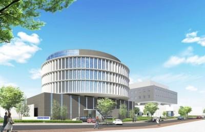 So soll das neue Toyo-Hauptquartier aussehen
