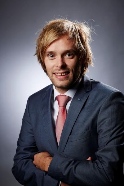 Zusätzliche Verantwortung für Jeroen Vos