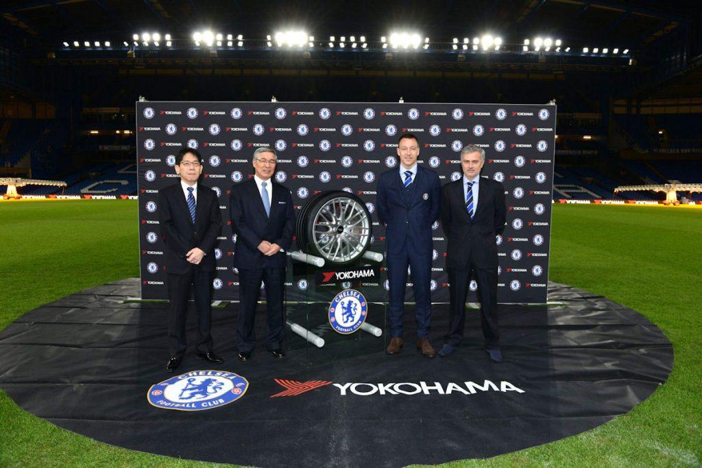Trikotsponsor Chelsea
