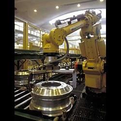 Die Semi-Automatisierung in der Produktion wird bei Alcoa vorangetrieben